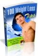 100 Weight Loss Tips PLR Ebook