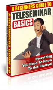 A beginner's guide To Teleseminar Basics