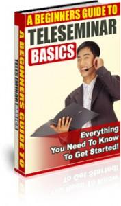 A beginner's guide To Teleseminar Basics