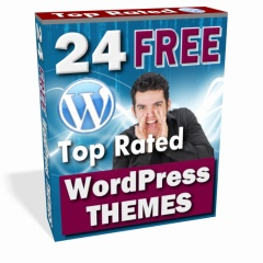 24 Free Top Rated WordPress Themes