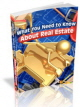 Know Real Estate PLR Ebook