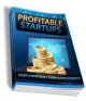 PLR Profitable Startups Ebook