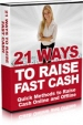 PLR Raise Fast Cash Ebook