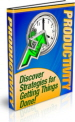 PLR Productivity Ebook