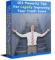 The 101 Fix Credit PLR Ebook