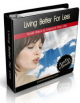 The Living Better For Less PLR Ebook