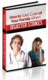 The guide to Emergency Preparation PLR Ebook