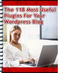 The 118 Most Useful Plugins For Your WordPress Blog