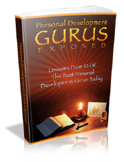 Personal Development Gurus Exposed