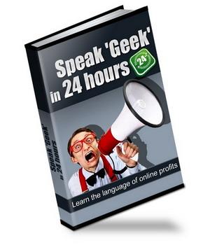 Speak geek