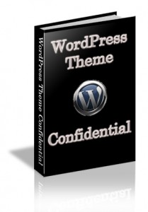 WordPress Theme Confidential