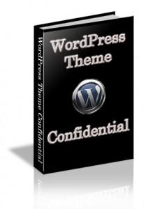 WordPress Theme Confidential
