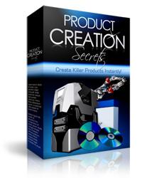 Product Creation Secrets