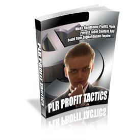 PLR Profit Tactics