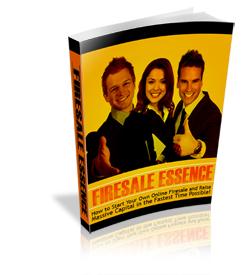 Firesale Essence