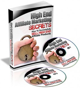 High End Affiliate Marketing