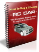 Buy A Winning RC Car PLR Ebook