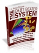 Debt Beater System PLR Ebook