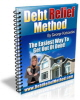 Debt Relief Method PLR  Ebook