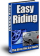 Easy Riding PLR Ebook