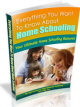 Everything You Want To Know About Home Schooling PLR Ebook
