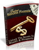 Instant Success Formula PLR Ebook