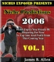 Niche Predictions 2006 – Vol. 1 PLR Ebook
