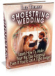 Shoestring Wedding PLR Ebook