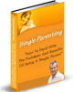 Single Parenting PLR Ebook