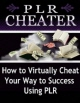The PLR Cheater Ebook
