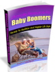 Ultimate Resource For Baby Boomers PLR Ebook
