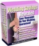 Wedding Savings Revealed PLR Ebook