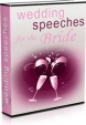 Wedding Speeches for the Bride PLR Ebook
