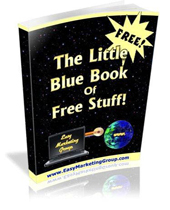 Little Blue Book of Free Stuff