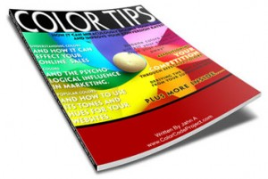 The Importance of color for online sales