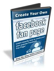 Create Facebook Fan Pages To Promote Your Business