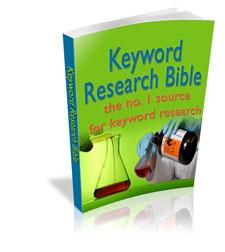 Keyword Research Bible