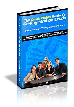 The Quick Profits Guide To Co-Registration Leads