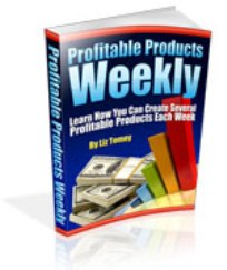 Profitable Products Weekly