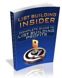 List Building Insider