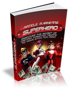 Article Marketing Superhero