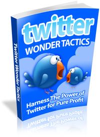 Twitter Wonder Tactics