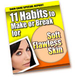 11 Habits to Break and Habits to Maintain for Dazzling Skin