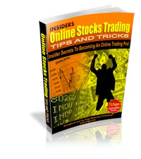 Insider's Online Stocks Trading Tips And  Tricks