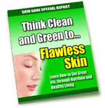 Think Clean Green Skin Care