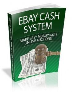 Ebay Cash System
