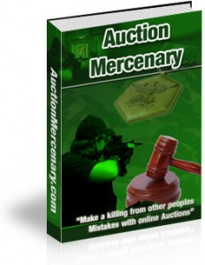 Auction Mercenary
