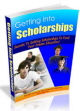 The Getting Into Scholarships PLR Ebook