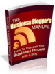 Business Bloggers PLR Ebook