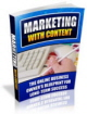 Content Marketing PLR Ebooks
